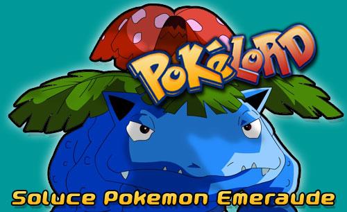Pokemon version emeraude soluce