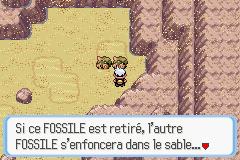 Théorie : Les Fossiles Pokémon Fossile