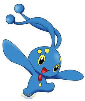 Nhận tìm , post hình Wallpaper pokemon , pokemon Manaphy_pf