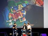 Explications du processus créatif chez Game Freaks avec des Lego