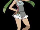 Pokemon Soleil Lune - Barbara