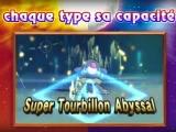 Pokemon Soleil Lune - Capacite Z eau