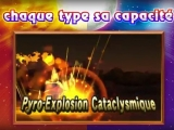 Pokemon Soleil Lune - Capacite Z feu