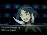 Pokémon XY - Drasna du Conseil des Quatre