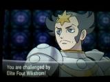 Pokémon XY - Wikstrom du Conseil des Quatre