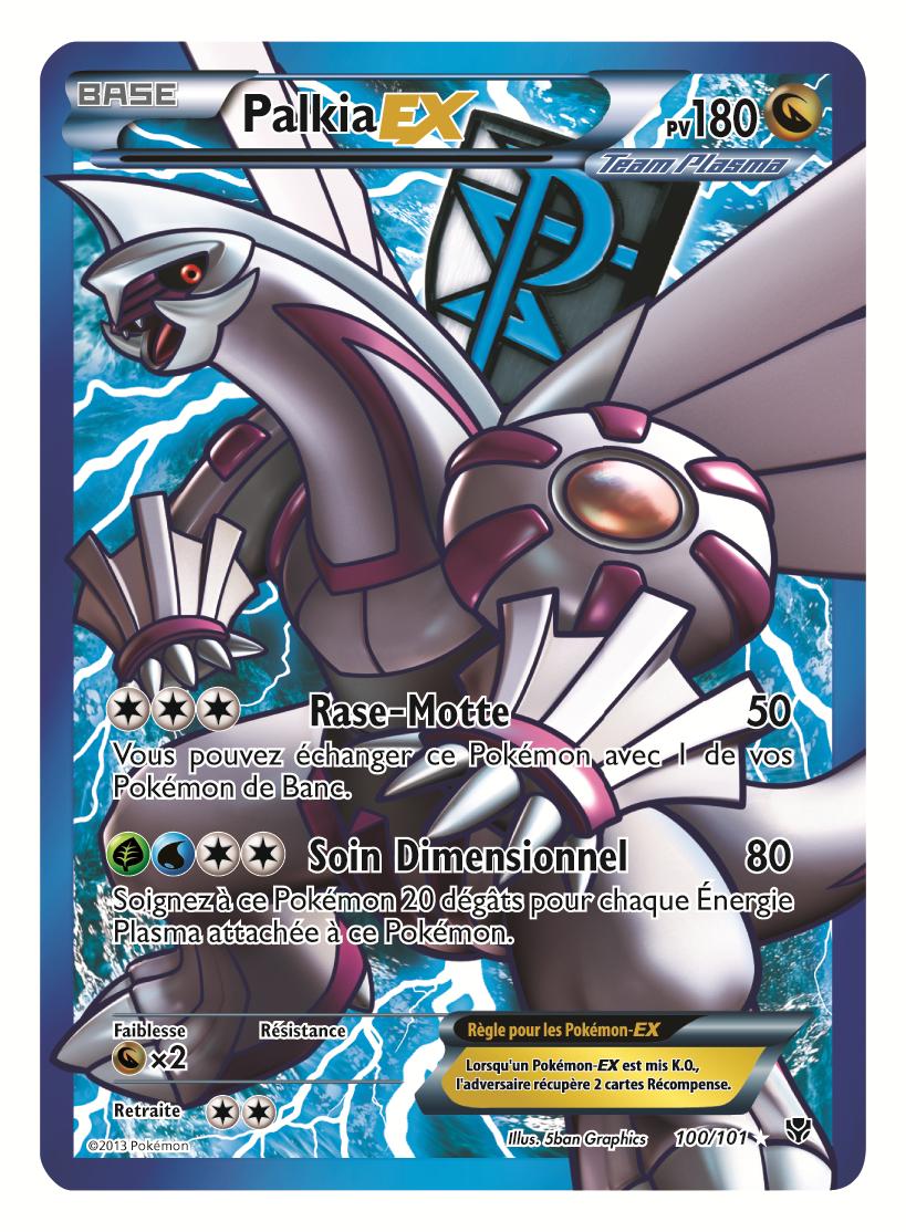Date et scans hd d 39 explosion plasma pok mon france - Carte pokemon a imprimer gratuitement ex ...