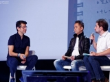 Bertrand Amar, Junichi Masuda et Florent Gorges