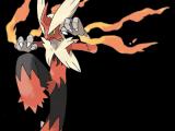 Pokemon ROSA - Art Mega-Brasegali
