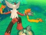 Pokemon ROSA - Screen Mega-Brasegali 3