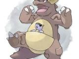 Pokémon XY - Kangourex