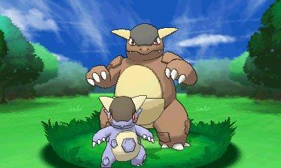 Xy quatre m ga pok mon confirm s officiellement - Pokemon mega kangourex ...