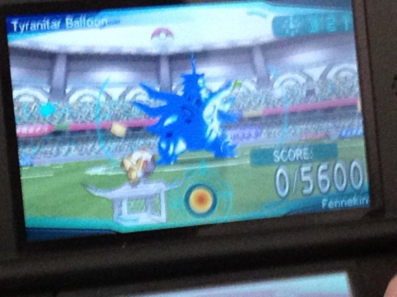 pokemon x comment avoir un tyranocif