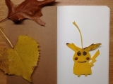 pikachufeuille