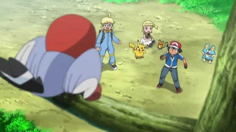 Pokémon XY - Episode 003