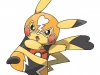 Pokemon ROSA - Pikachu Catcheur
