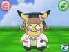 Pokemon ROSA - Screen Pikachu Docteur 01