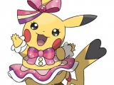 Pokemon ROSA - Pikachu Star