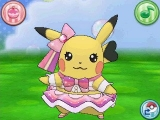 Pokemon ROSA - Screen Pikachu Star 01