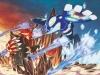 Bataille Groudon Kyogre - Plf