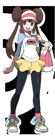 Personnages principaux pok mon france - Pokemon noir et blanc personnage ...