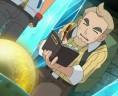 Le professeur Keteleeria et le mystérieux galet noir d'or...