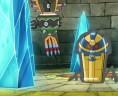 Tutankafer et Cryptéro veillent à la tranquillité des lieux !