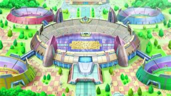 Le stadium de la ligue d'Unys