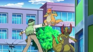 Les Pokémon ont perdu le contrôle...