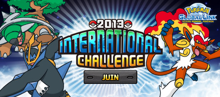 2013 International Challenge Juin