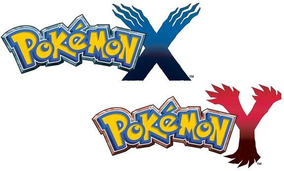 pokémon x y logo
