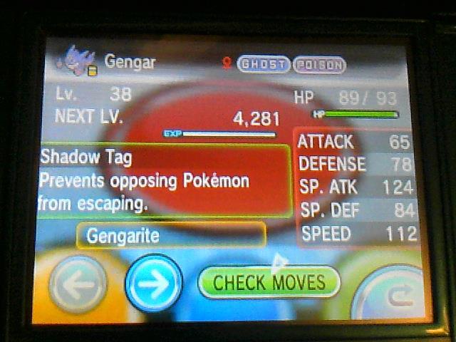 Forum aide pok mon topic tactique 6 me g n ration - Pokemon 6eme generation ...