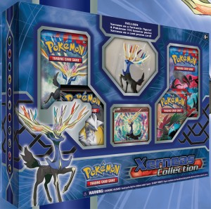 Pokémon XY - Collection Xerneas
