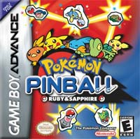 Pokémon Pinball RS