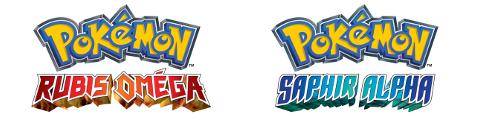 Rubis Oméga & Saphir Alpha bientôt en Cartes Logo-Pokemon-Rubis-Omega-Alpha-Saphir