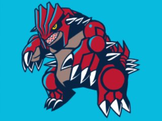 Pokémon Art Academy - Groudon