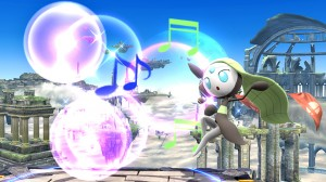 Smash Bros - Meloetta