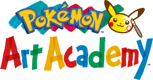 Pokemon Art Academy - Logo Europe
