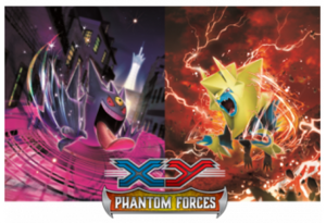 JCC Pokemon – XY4 Phantom Gates