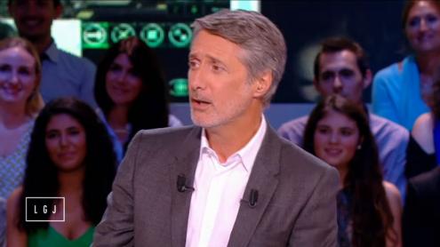 LGJ - Antoine de Caunes
