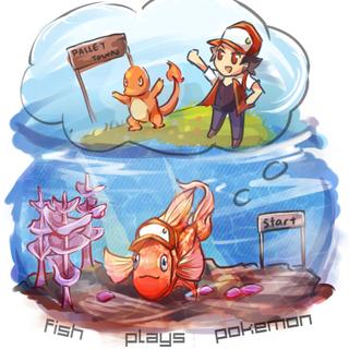 FishPlaysPokémon, la nouvelle sensation de Twitch   Pokémon France