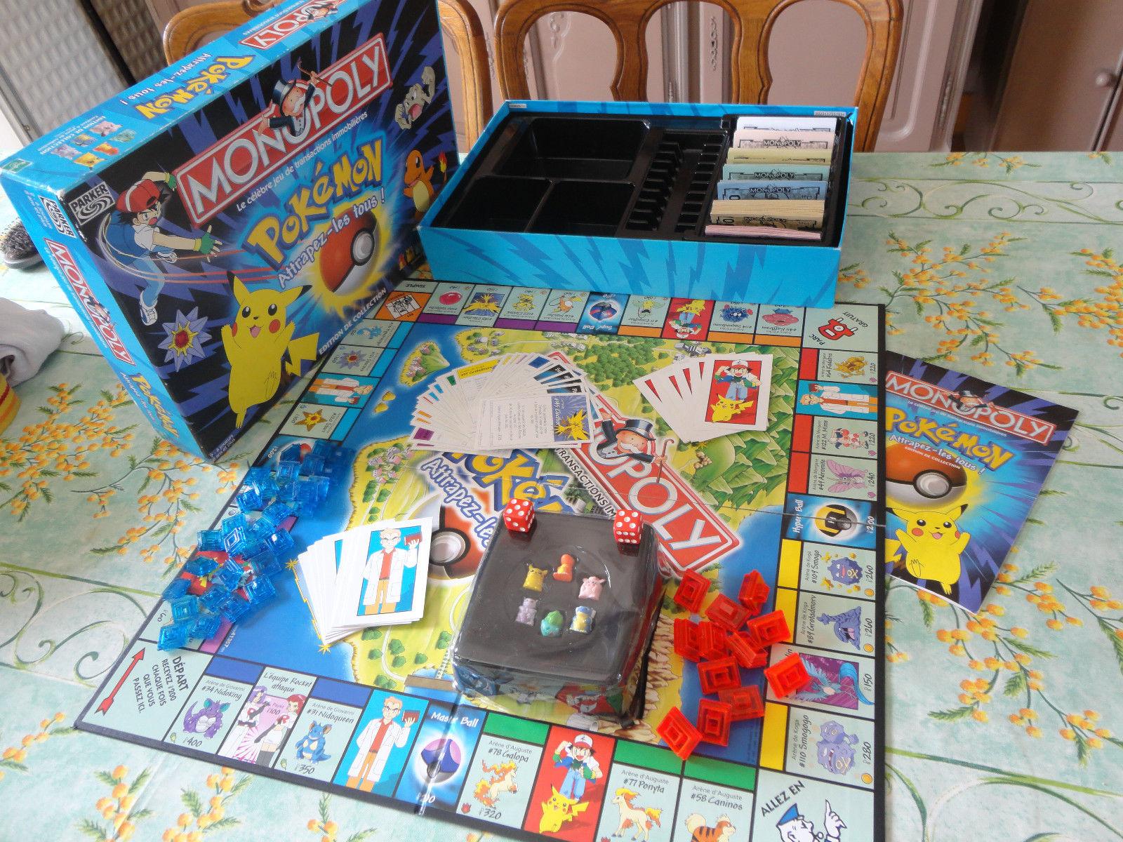 Le Monopoly Pok 233 Mon De Retour Pok 233 Mon France