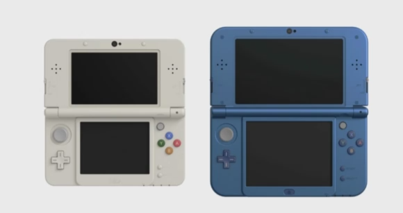 New 3DS et New 3DS XL