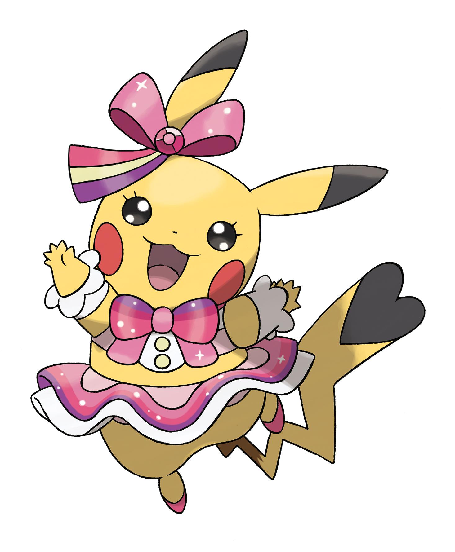 Le Pikachu Cosplayeur | Pokémon France