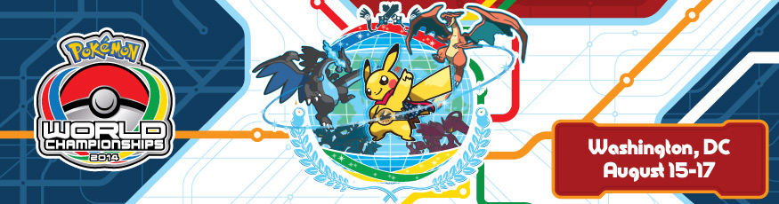 Pokémon World Championships 2014