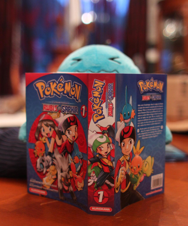 pokemon rubis et saphir tome 1 la grande aventure