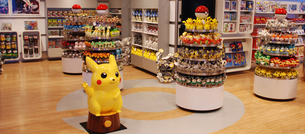 Nintendo World Store - Pokémon
