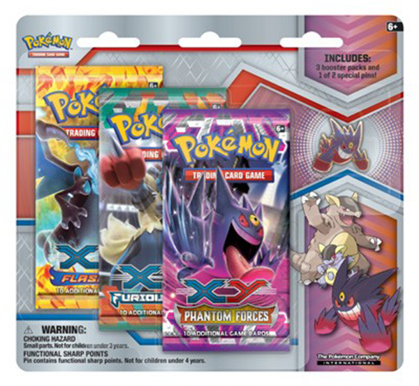 TCG Pokémon - Blister Méga-Evolution