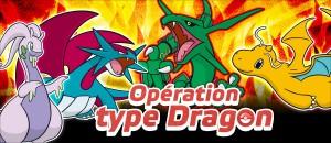 Une compétiton pour les dragons
