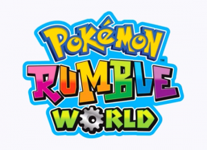 Pokemon Rumble World Logo