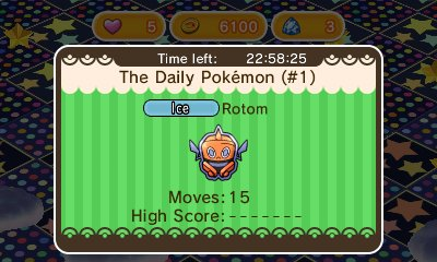 Pokemon Shuffle - Motisma